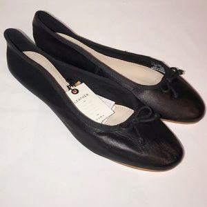 Zara Basic Slip on Ballet Flats